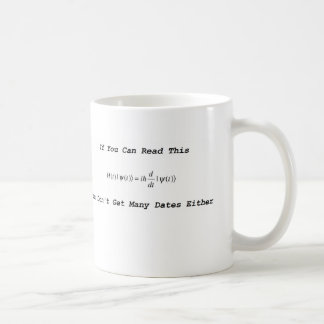 Schrondinger Equation Mug