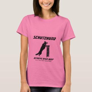 Schutzhund Retrieve T-Shirt