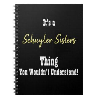Schuyler Sisters Journal