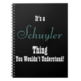 Schuyler Sisters Journal