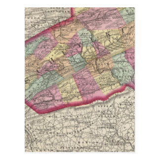 Schuylkill County Postcard