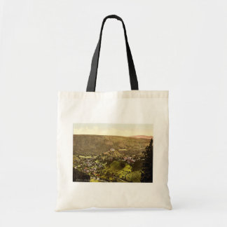 Schwarzburg, from Trippstein, Thuringia, Germany r Canvas Bags