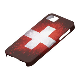 Schweiz; Switzerland Flag iPhone 5 Case