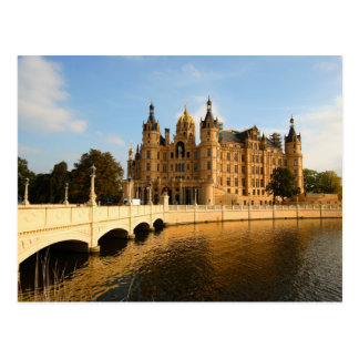 Schwerin Castle, Mecklenburg-Vorpommern, Germany Postcard