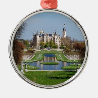 Schwerin castle metal ornament