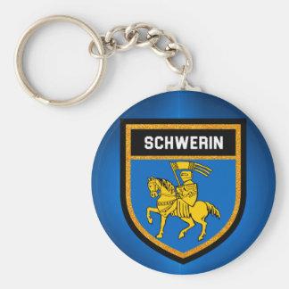 Schwerin Flag Key Ring