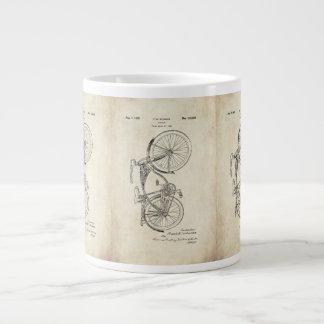 Schwinn Bicycle Patent Mug