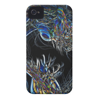 Sci-Fi Abstract Case-Mate iPhone 4 Case