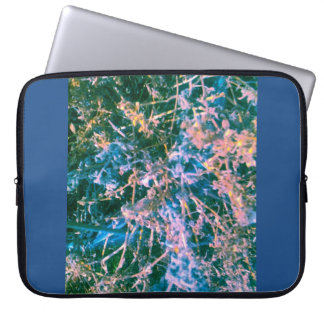 Sci-fi Abstract Electronic Bag Computer Sleeve