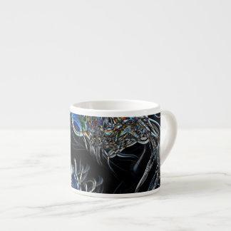 Sci-Fi Abstract Espresso Mugs