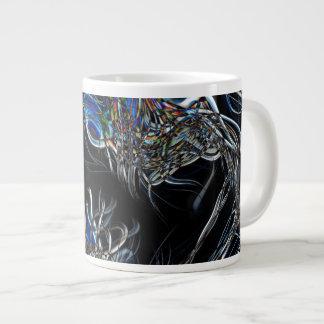 Sci-Fi Abstract Extra Large Mug