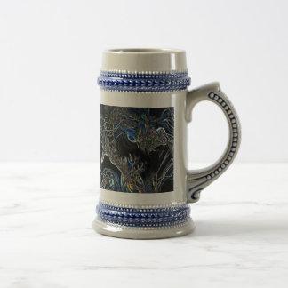 Sci-Fi Abstract Mug