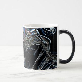 Sci-Fi Abstract Coffee Mug