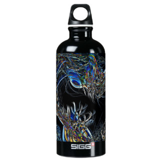 Sci-Fi Abstract SIGG Traveller 0.6L Water Bottle