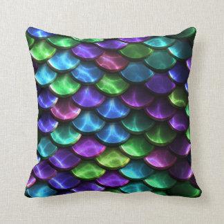 Sci-Fi Armor Pillow Throw Cushions