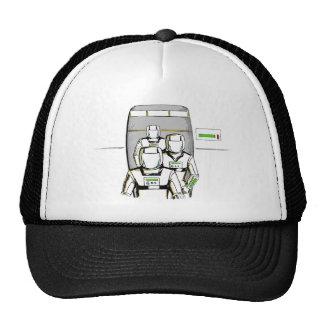 Sci-Fi Astronauts Trucker Hat