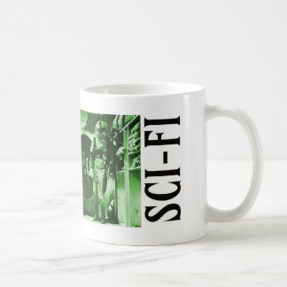 Sci-Fi Basic White Mug