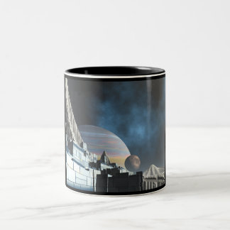 Sci-Fi City Mugs