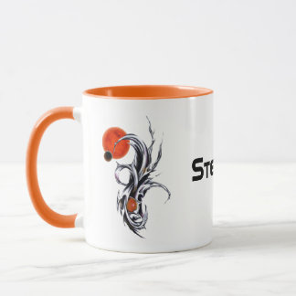 Sci Fi Design Coffee Mug