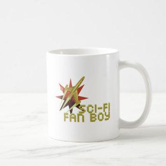 Sci-Fi Fan Coffee Mug
