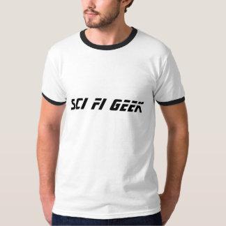 Sci Fi Geek Tshirt