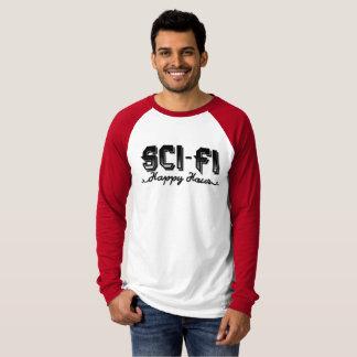 Sci-Fi Happy Hour - C T-Shirt