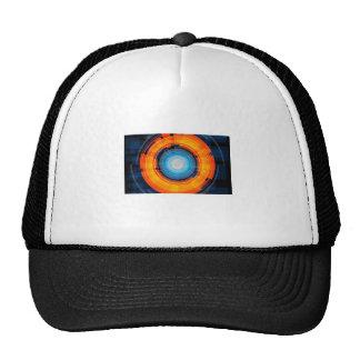 Sci-Fi Mesh Hat