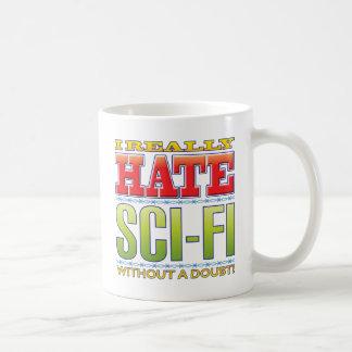 Sci-Fi Hate Coffee Mug