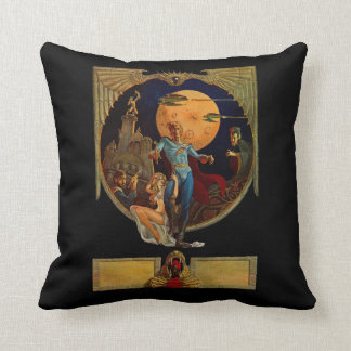 Sci-Fi Hero Pillow Cushion