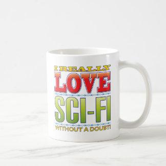 Sci-Fi Love Mugs