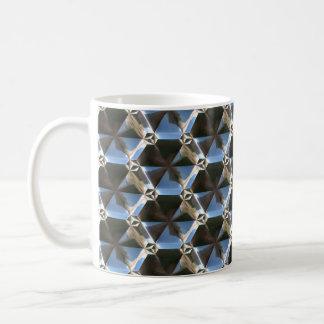 Sci-Fi Metal Pattern 7 Mug