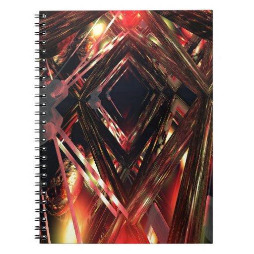Sci Fi Note Books
