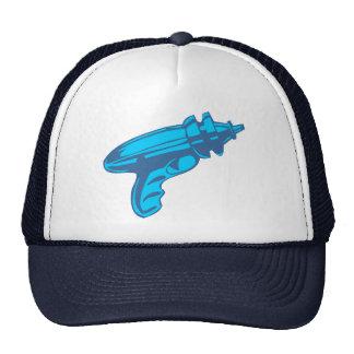 Sci-Fi Ray Gun Laser Pistol Cap