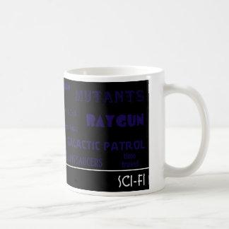 Sci-Fi Terms Mug