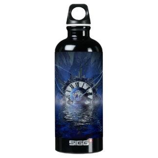 Sci-Fi Time Splash SIGG Traveller 0.6L Water Bottle