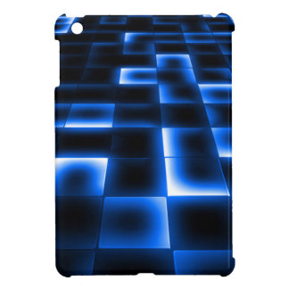 Sci Fi UFO Landing Pad iPad Mini Cover