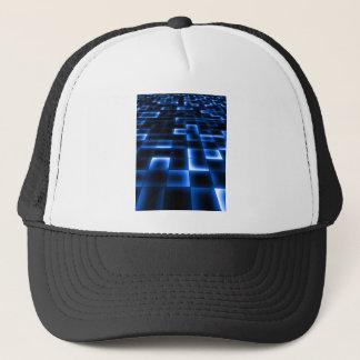 Sci Fi UFO Landing Pad Trucker Hat
