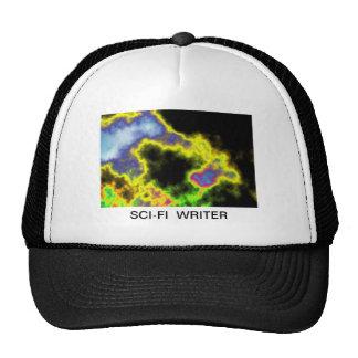Sci-fi writer hats