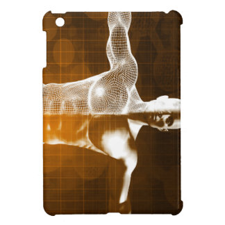 Science Abstract as a Concept Background Art iPad Mini Cover
