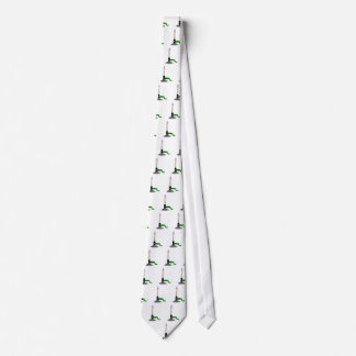 Science and Chemistry Bunsen Burner Tie