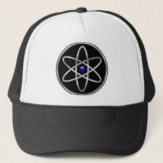 Science Atom Trucker Hat