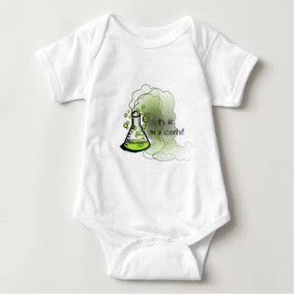 Science Baby! Baby Bodysuit