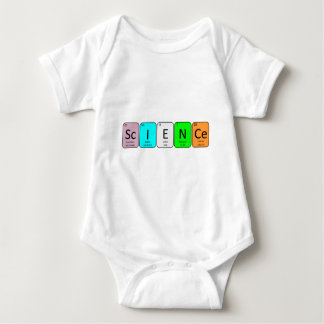 ScIENCe Baby Bodysuit