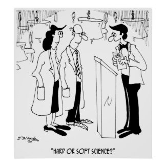 Science Cartoon 6908 Poster