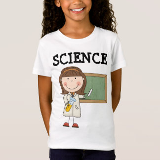 Science Cartoon T-Shirt