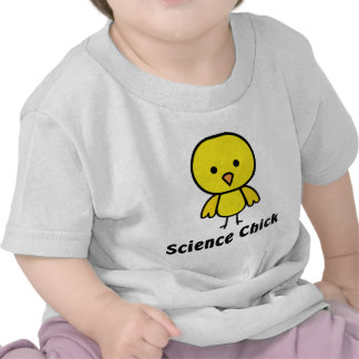 Science Chick T-shirts