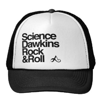 Science dawkins rock & roll cap