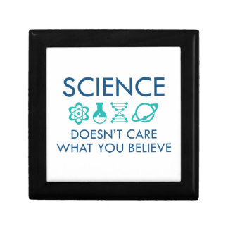 Science Doesn't Care What You Believe Gift Box