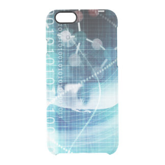 Science Education and Developing Scientists Clear iPhone 6/6S Case