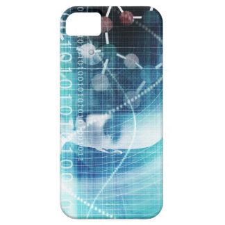 Science Education and Developing Scientists iPhone 5 Case